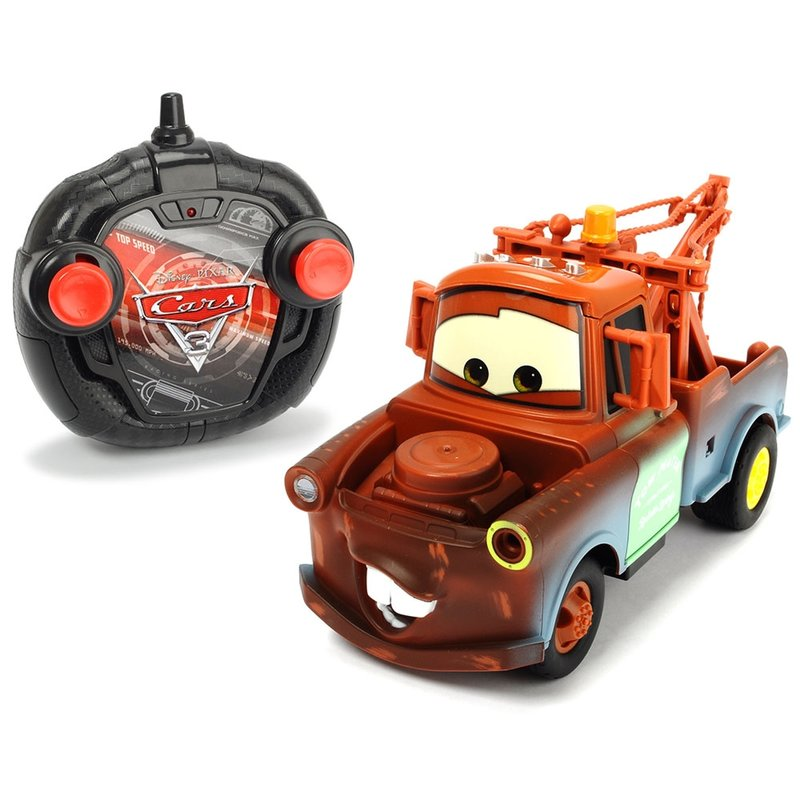 Masina Dickie Toys Cars 3 Turbo Racer Mater